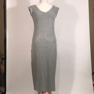 Philosophy Gray Maxi dress